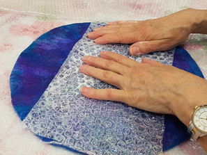 Felting in a Time of Covid