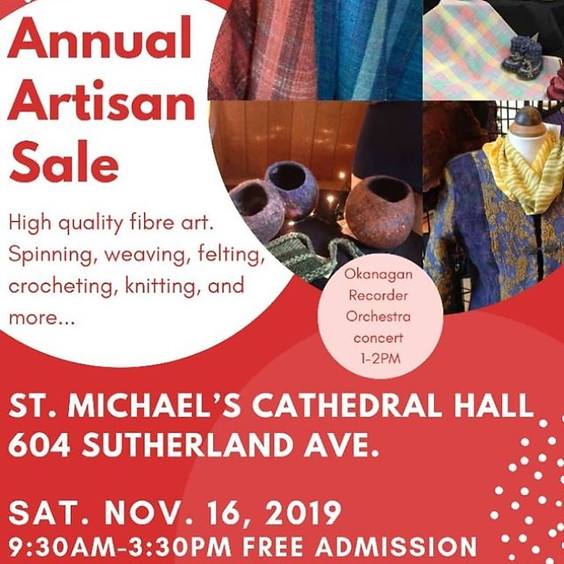 Annual Artisan Sale