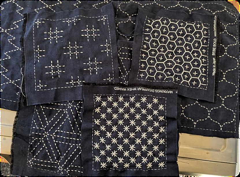 Intro to Sashiko & Boro-Style Stitching