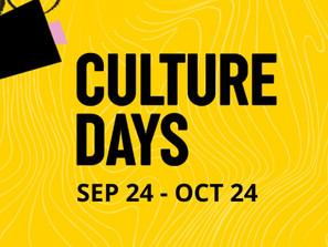Culture Days Live Demos