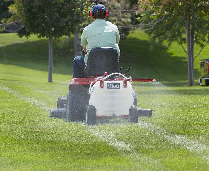 Fertilizing & Weed Control
