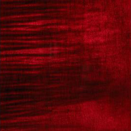 Burgundy Red Transparent Satin Ash