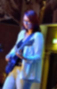 Kayleigh Vreugdenhil leerling van The Guitar Master