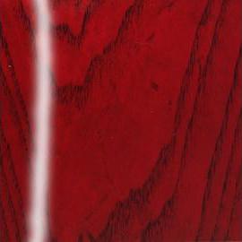 Burgundy Red Transparent High Polish Ash