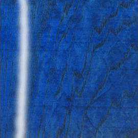 Ocean Blue Transparent High Polish Ash