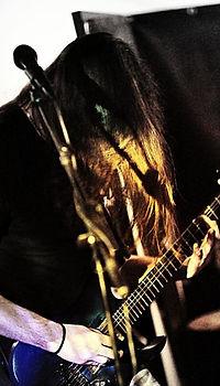 Marcel Lagerwerf leerling van The Guitar Master