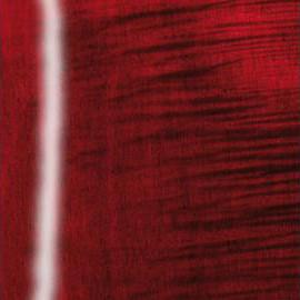 Burgundy Red Transparent High Polish Maple