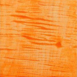 Bleached G-Orange Transparent Satin
