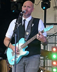 Wim! leerling van The Guitar Master