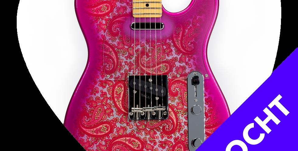 ATE-PR-PR/M - Pink Paisley