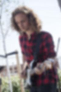 Sjoerd Hillebrand leerling van The Guitar Master