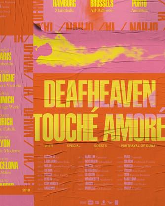 Deafheaven, Touché Amoré
