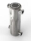 múltiples ventajas, su capacidad de intercambio térmico, sencillez, robustez, facilidad de limpieza