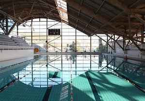 Instalación realizada en piscina