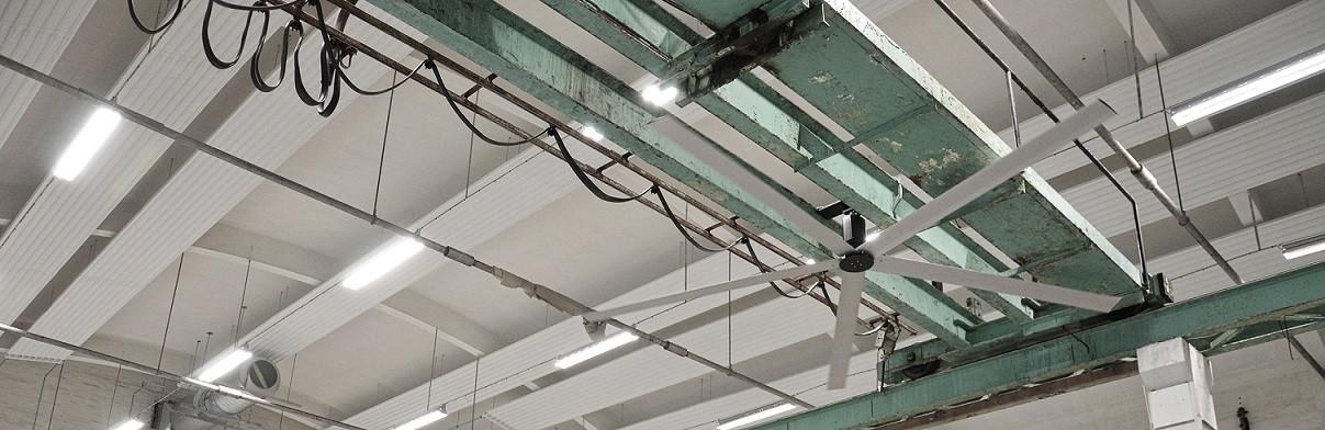 Operaciones silenciosas y energéticamente eficientes