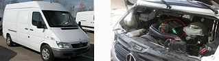 Mercedes SPRI