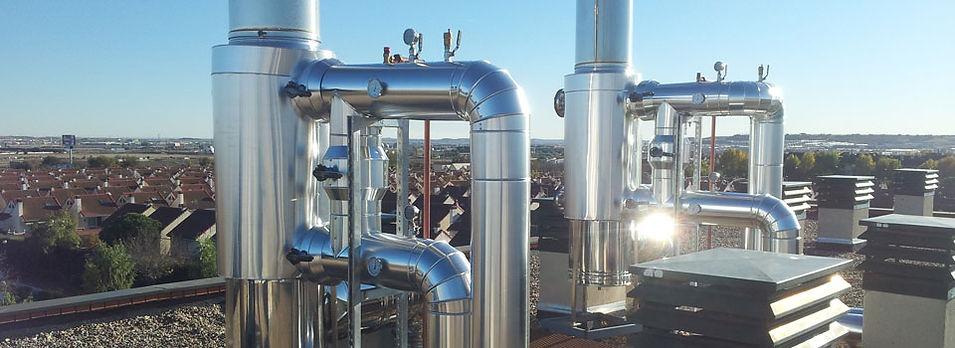 Recuperadores de calor, ahorro en la caldera, cálculo térmico, amortización del equipo