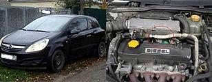 Opel Corca