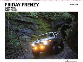 FRIDAY FRENZY WEEK 10