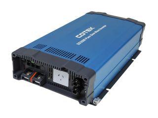 Pure sine wave inverter COTEK 24V (3500W)