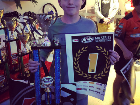 2018 Airoh Mx Series Done & Dusted