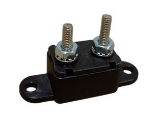 Auto reset circuit breaker Plastic (10A)..NEW end mounting tabs