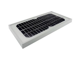 Solar panel Voltech 230x205x20 (5W) NEW SIZE May 2019