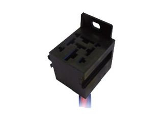 Relay base pre-wired suit mini or H/duty relays