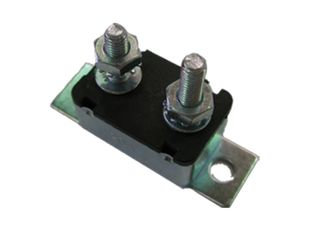 Auto reset circuit breaker Metal (15A) NILL STOCK, USE CBA-3015
