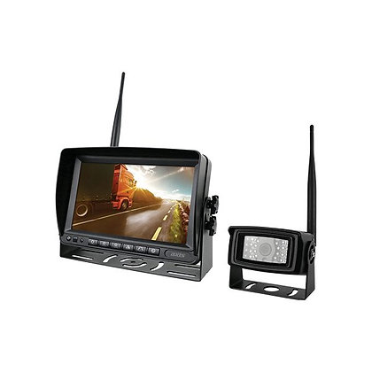"AXIS 7"" WIRELESS REAR VIEW KIT"