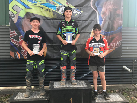 Airoh Mx Series Rd 1 Hervey Bay 2018