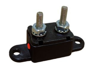 Manual Reset Circuit Breaker Plastic Inline Mount (50A)