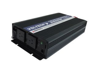 Pure sine wave inverter Voltech 24V (2500W)  With Transfer Switch