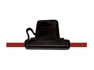 Fuse holder Maxi blade fuse W/Gauge 6 350mm length