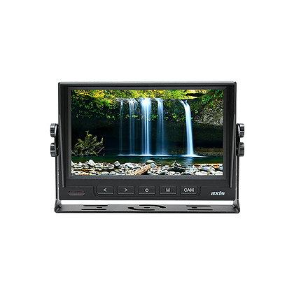 "AXIS 7"" HD MONITOR- 2 x 1080P IN"