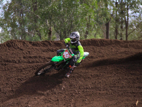 Emerald Central Queensland Mx RD 1