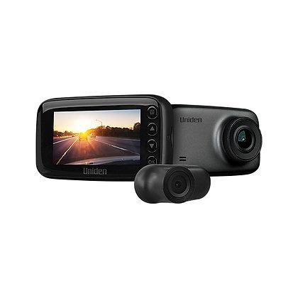 UNIDEN SHD + FHD DASH CAM GPS WI-FI