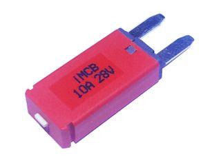 Manual Reset Circuit Breaker Mini Blade (10A)