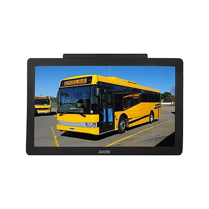 """AXIS 22"""" BUS MONITOR-LCD PANEL"""