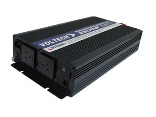 Pure sine wave inverter Voltech 12V (2500W)  With Transfer Switch
