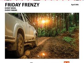 FRIDAY FRENZY WEEK 17