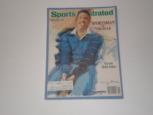 Sport Illustrated December 23-30, 1985