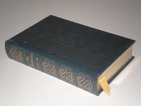 The Federalist 1787 - 88