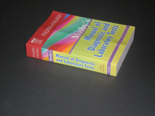 mosby manual of diagnostic and laboratory test