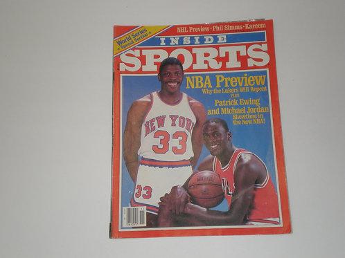 Sports Illustrated November 1985