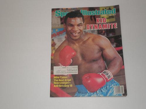 Sports Illustrated, January 6, 1986.