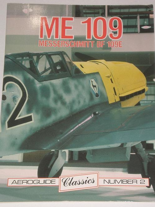 ME 109 Messerschmitt BF 109E
