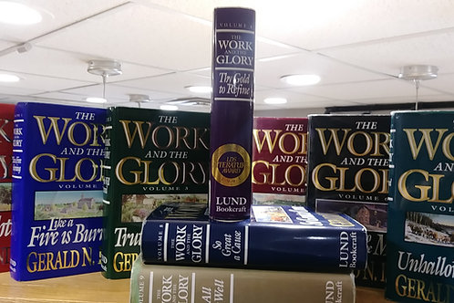 The Work and the Glory (Vols 1 - 9)