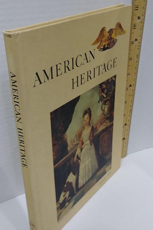 American Heritage Dec 1955 Vol VII No. 1