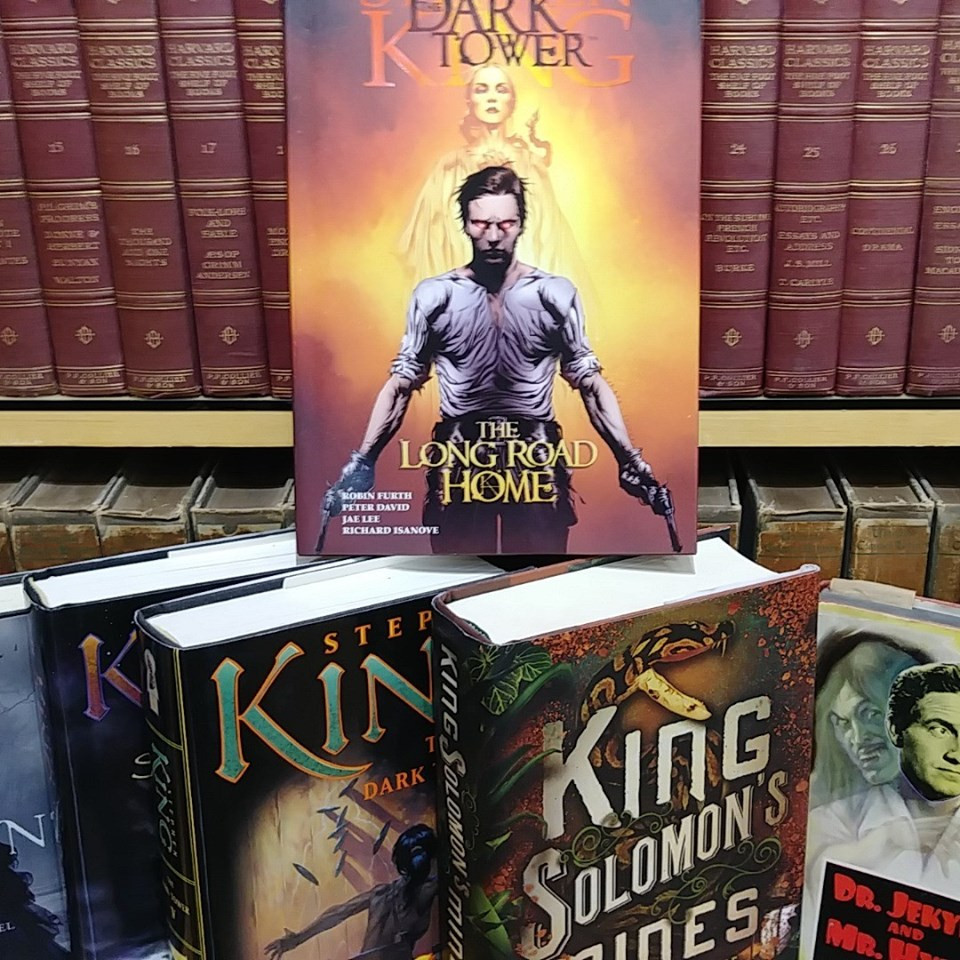 Captain's Book Shoppe Halloween Book Photo